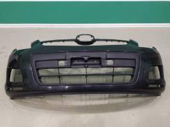 Бампер передний Mazda MPV LY3P Оригинал Б/У Цвет: Черный