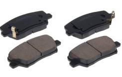 Колодки тормозные дисковые передние Hsb HP1017