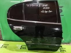 Дверь задняя правая Toyota Aristo JZS160 краска 202 2005г