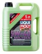 Liqui Moly Molygen New Generation. 5W-40, синтетическое, 5,00л.