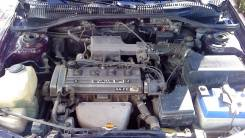 Двигатель 1,6л 4а- fe на Toyota Carina e 1993г