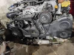 ДВС EJ208 на Subaru legacy BE BH рестайлинг