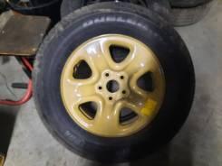 Запасное колесо Suzuki Grand Vitara 5/114.3 Brigestone 225/70/16