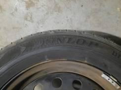 Колёса Резина Диски комплект лето Dunlop 215/60/16 на штампах 5/114.3
