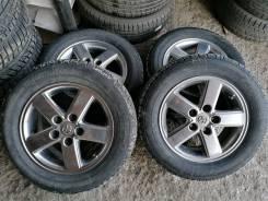 Комплект колёс на Тойоту 5х114.3 195/65R15