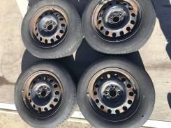 Колеса 185/65R14 на штамповках