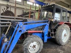 МТЗ 82. Продам трактор погрузчик, 80,00л.с.