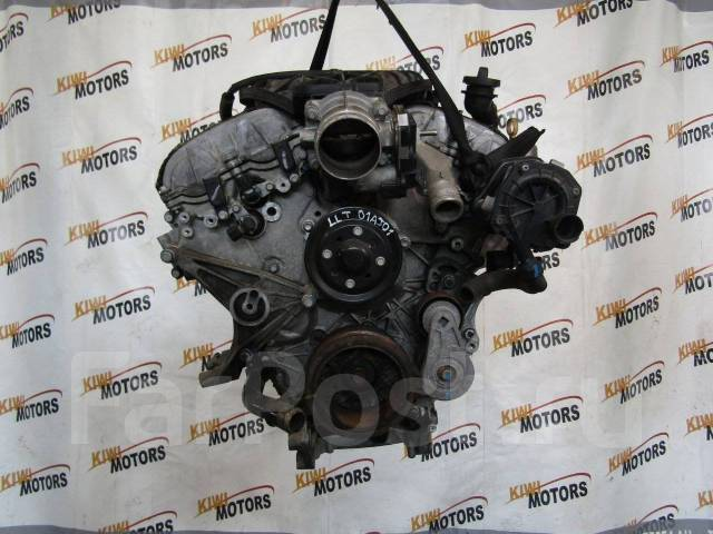 Двигатель Cadillac SRX STS CTS ATS 3,6 i LFX