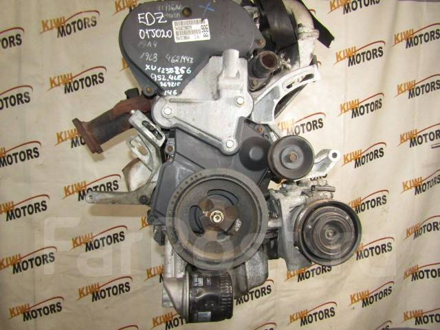 Контрактный двигатель Крайслер Вояжер ПТ Крузер Себринг Стратус 2,4 i