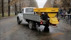 Пескоразбрасыватели Snowex с бункером 3,5 м3 в кузов автомобиля