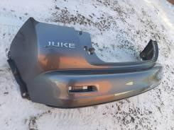 Бампер задний Nissan Juke Ниссан Джук 2010-2014