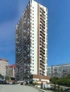 2-комнатная, улица Черняховского 11. 64, 71 микрорайоны, агентство, 60,6кв.м. Дом снаружи