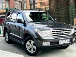 Toyota Land Cruiser. Без водителя