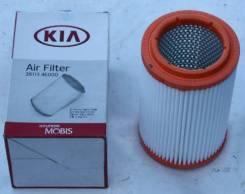 Фильтр воздушный J3(2.9) Euro 3 Mobis 281134E000 KIA Bongo 3