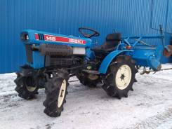 Iseki. Мини-трактор TX145F +фреза 1,2м., 14,50л.с., В рассрочку