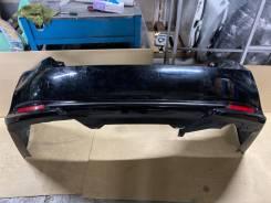 Бампер задний Honda Accord CR6 под ремонт. Код краски NH812P
