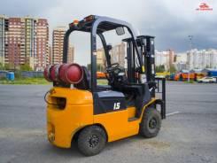 Hangcha CPCD15N RW-3. Вилочный погрузчик Hangcha CPQD15N-RW21, 1 500кг., Бензиновый. Под заказ