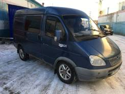 ГАЗ 2752. ГАЗ-2752, 2 400куб. см., 4x2