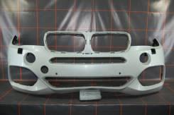 Бампер передний (M-Perfomance) - BMW X5 F15 (2013-н. в. )