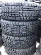 Dunlop Grandtrek SJ7. зимние, без шипов, б/у, износ до 5%