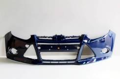 Бампер в цвет передний новый FORD Focus III 2010 - 2014