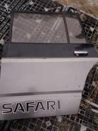 Дверь задняя левая Nissan Safari WRGY60