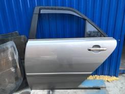 Дверь задняя левая Toyota mark2 blit jzx110w,gx110w №7745
