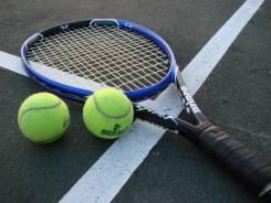 Тренеры по большому теннису.