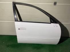 Дверь передняя правая Toyota Caldina ST215W цвет 040