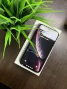 Apple iPhone Xr. Б/у, 64 Гб, Черный, 3G, 4G LTE, Защищенный, NFC