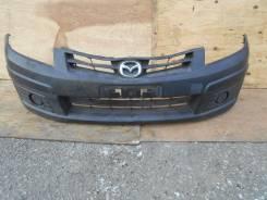 Бампер передний контрактный Mazda Familia BVY12 6368