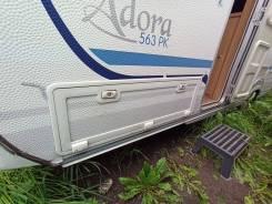 Adria Adora. Прицеп вагон-дом передвижной. Под заказ