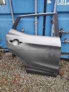 Дверь правая задняя Nissan Qashqai 13- H2100-BM9MB