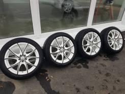 Комплект летних колес на литье 215/50R17