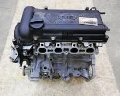 Двигатель в сборе 21101-2BW01 G4FA на Hyundai Solaris и Kia Rio3