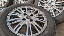 Комплект литых дисков Fang на шинах 165/70R14 Yokohama