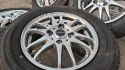 Комплект литых дисков X-Cross на шинах 145/80R13 Yokohama