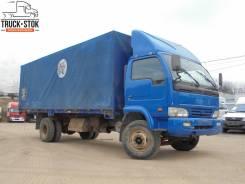 Yuejin. (Юэцзинь) NJ1080DA – грузовик тентовый 2007 год, 4 087куб. см., 5 150кг., 4x2