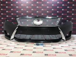 Бампер передний Toyota Camry 40 в стиле Lexus
