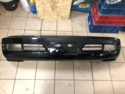 Бампер передний оригинал чёрный Lexus LX470/Toyota Land Cruiser Cygnus