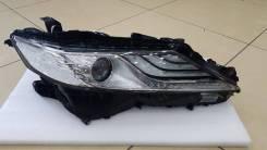 Передняя правая фара Toyota Camry 70