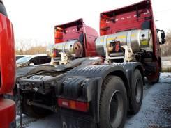 Dayun. Седельный тягач на сжиженном метане (СПГ) CGC4250 6х4, 11 600куб. см., 42 000кг., 6x4