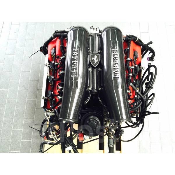 Двигатель Феррари Скудериа 4.3 F136 комплектный