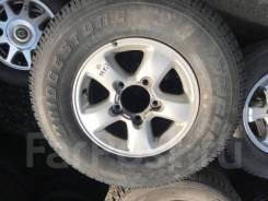 Колесо Bridgestone Dueler H/L 5x150 265/70R16