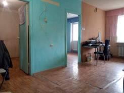 3-комнатная, улица Адмирала Смирнова 16. Снеговая падь, частное лицо, 53,5кв.м.