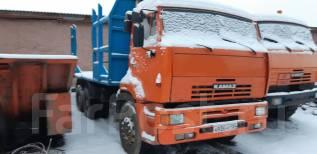 КамАЗ 6520. Продается лесовоз 6520, 10 850куб. см., 20 000кг., 6x4