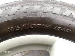 Комплект зимних колес на 16