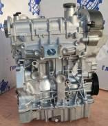 Двигатель новый 1.6 MPI EA211 CWVA / CWVB комплектация SUB Оригинал