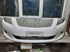 Передний бампер на Toyota Corolla Fielder NZE141, NZE144