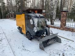 Твэкс. Универсальная коммунальная машина, снегоуборщик, пылесос